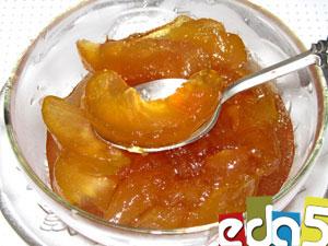 яблочное варенье с лимоном рецепт с фото