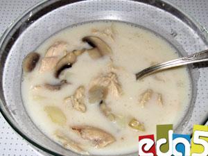 рецепт зажареного супа с гречкой